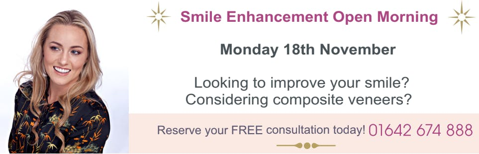 Cosmetic Open Day Web Banner Oct 19