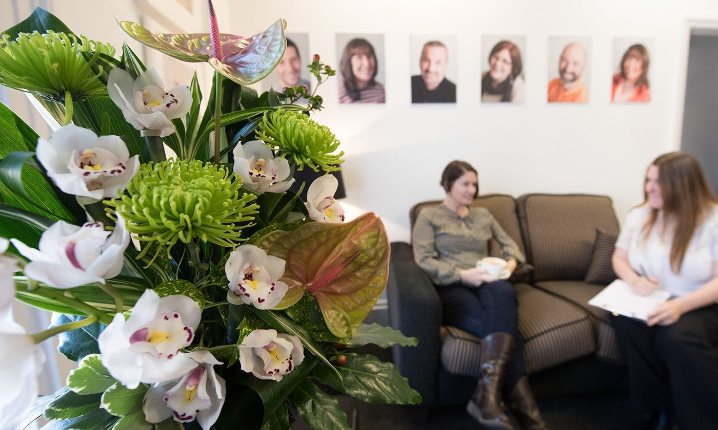 Tco Consult With Flowers