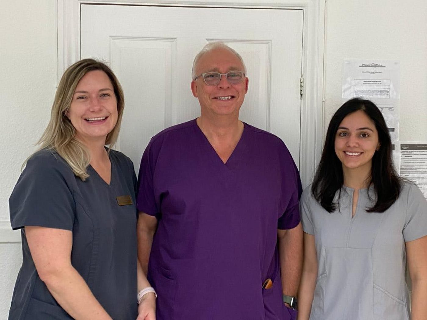 Charlotte  Paul Redstone And Bejal Dentists
