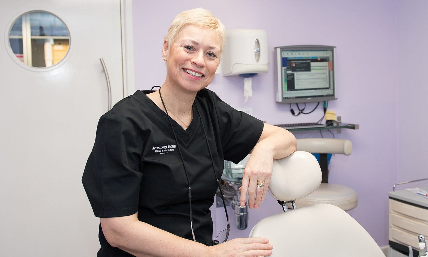 Hygienist In Surgery