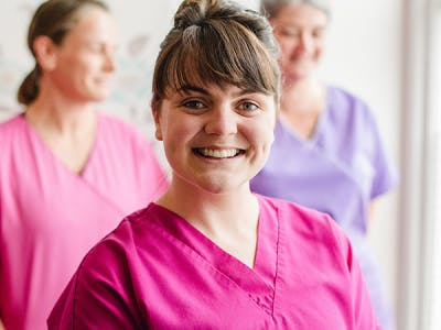 Hannah Holmes Dental Therapist