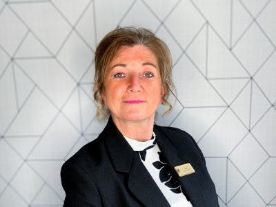Jane Getty Lead Receptionist