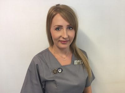 Steph Webster Dental Nurse