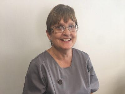 Valerie Blackburn Dental Nurse