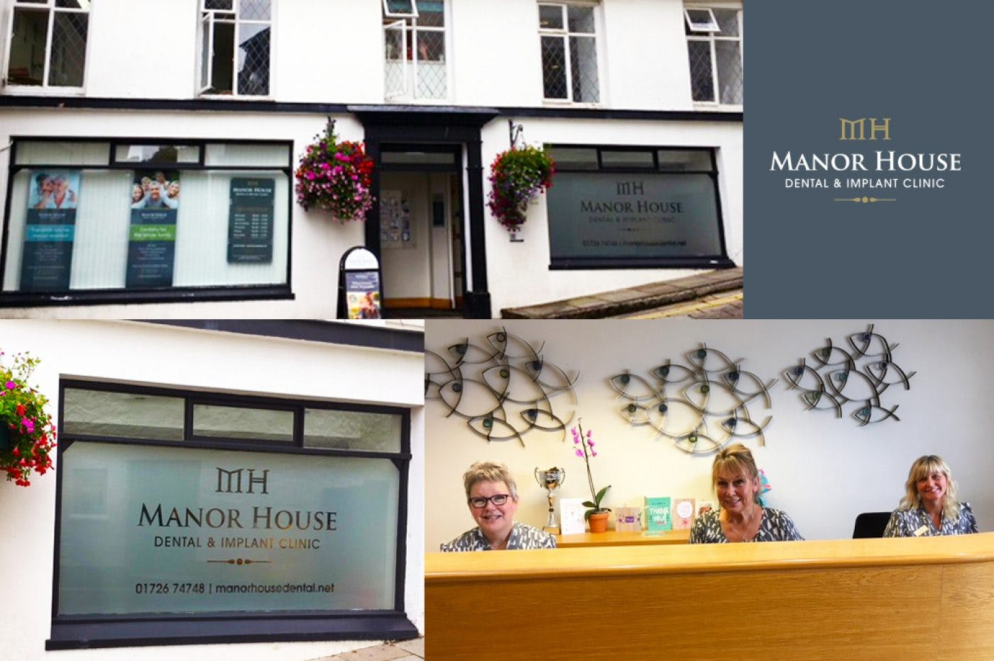 Manor House Website Image4
